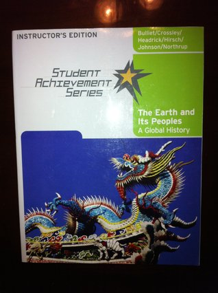 The Earth and Its Peoples, Student Achievement Series