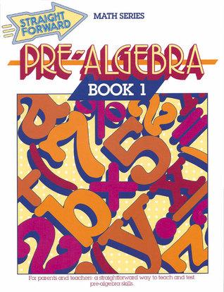 Pre-Algebra Book 1