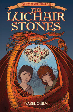 The Luchair Stones (Red Dragon Chronicles , #1)