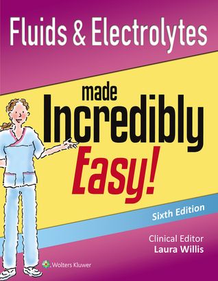 Fluids  Electrolytes Made Incredibly Easy!
