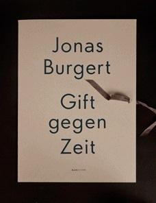 Jonas Burgert: Gift gegen Zeit