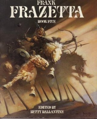 Frank Frazetta - Book Five