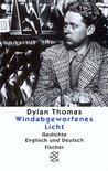 Windabgeworfenes Licht. Gedichte. Englisch und Deutsch