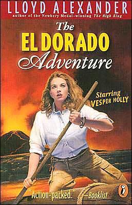 The El Dorado Adventure by Lloyd Alexander