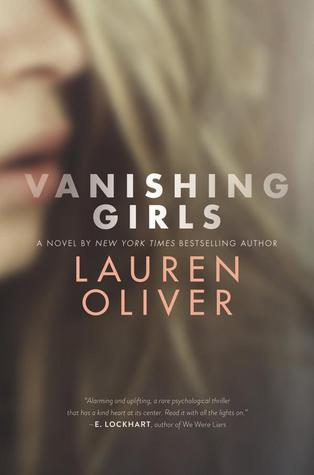 Image result for vanishing girls lauren oliver
