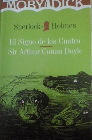 El signo de los cuatro (Sherlock Holmes, #2)