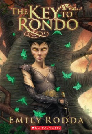 Book Review: Emily Rodda's The Key to Rondo