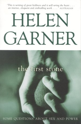 an analysis of the first stone a novel by helen garner True stories: the collected short non-fiction - kindle edition by helen garner download it once and read it on your kindle device, pc, phones or tablets use.
