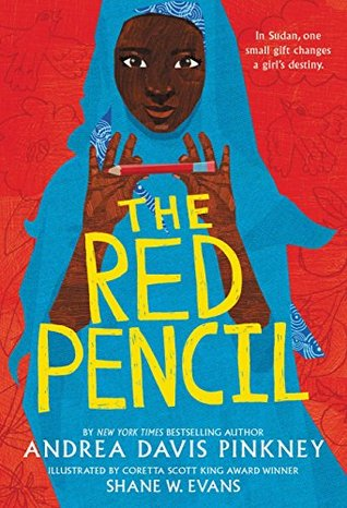 Ebook The Red Pencil by Andrea Davis Pinkney TXT!