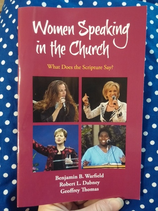 Women Speaking in the Church: What Does the Scripture Say?