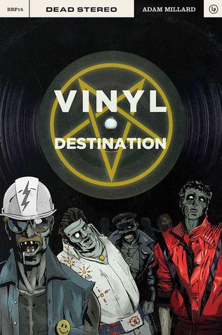 Vinyl Destination by Adam Millard