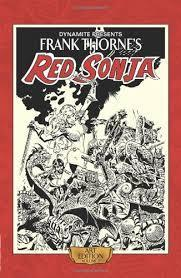 Frank Thorne's Red Sonja Art Edition Hc (Vol. 2)