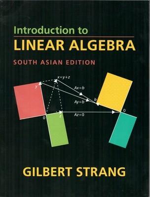 Matrix Algebra Book