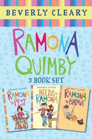 Ramona 3-Book Collection: Ramona the Pest, Beezus and Ramona, Ramona the Brave