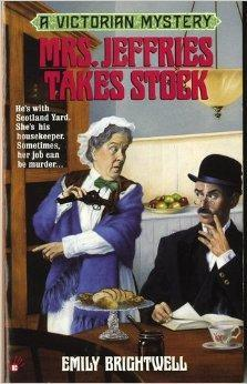 Mrs. Jeffries Takes Stock by Emily Brightwell