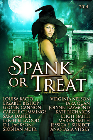 Spank or Treat 2014 (Seasonal Spankings #2)