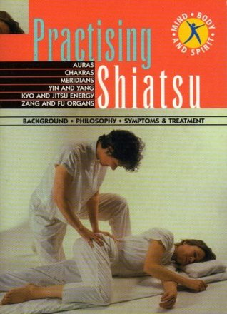 Practising Shiatsu