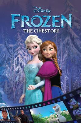 Disney Frozen: The Cinestory