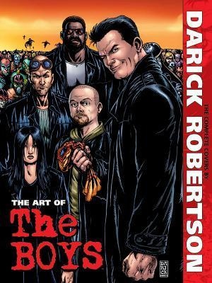 The Art of the Boys: The Complete Covers by Darick Robertson