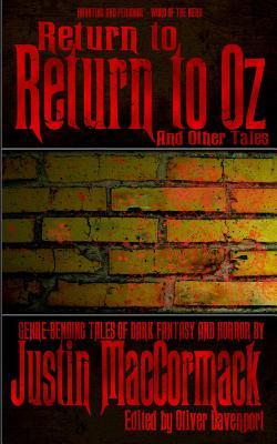 Return to 'Return to Oz' and Other Tales