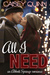 All I Need: An Abbott Springs Romance