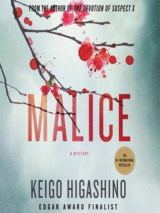 Malice(Kyoichiro Kaga series 4)