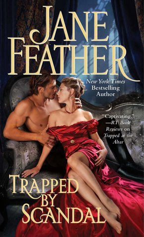 Trapped by Scandal (Trapped, #2)