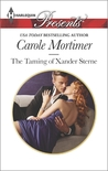 The Taming of Xander Sterne by Carole Mortimer