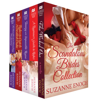 The Scandalous Brides Collection: Includes The Wicked One, A Beginner's Guide to Rakes, Taming an Impossible Rogue, Rules to Catch a Devilish Duke, and The Handbook to Handling His Lordship