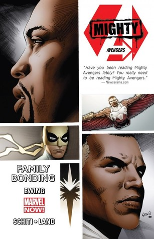 Mighty Avengers, Volume 2: Family Bonding