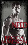 Need (The Fight Club #3)