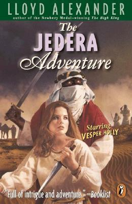 The Jedera Adventure (Vesper Holly #4)