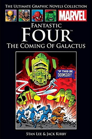 Fantastic Four: The Coming of Galactus (Marvel Ultimate Graphic Novels Collection)