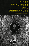 First Principles and Ordinances: The Fourth Article of Faith in Light of the Temple