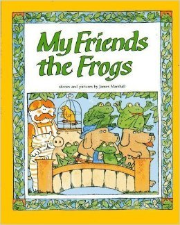 My Friends The Frogs