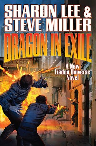 Dragon in Exile by Sharon Lee