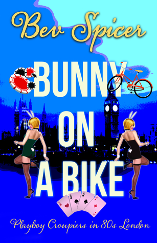 Bunny on a Bike by Bev Spicer