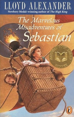 Image result for The Marvelous Misadventures of Sebastian