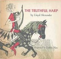 The Truthful Harp by Lloyd Alexander