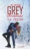 A Very Grey Christmas (Kissing Eden, #3)