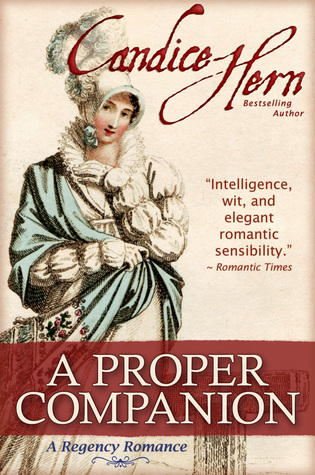A Proper Companion by Candice Hern