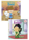 David/Esther Flip-Over Book
