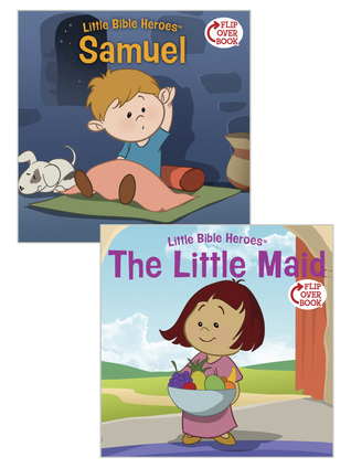 Samuel/The Little Maid Flip-Over Book
