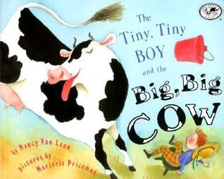 The Tiny, Tiny Boy and the Big, Big Cow (Umbrella Books for Every Child)