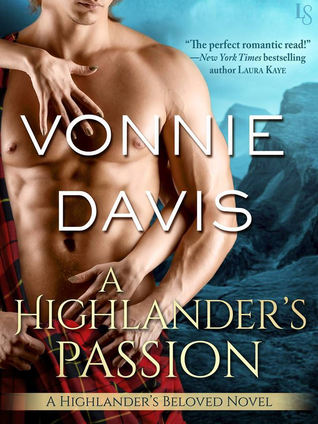 A Highlander's Passion (Highlander's Beloved, #2)