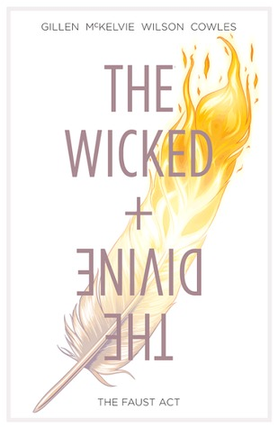 The Wicked + The Divine, Vol. 1: The Faust Act (Paperback)