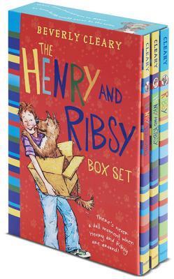 The Henry and Ribsy Box Set: Henry Huggins, Henry and Ribsy, Ribsy
