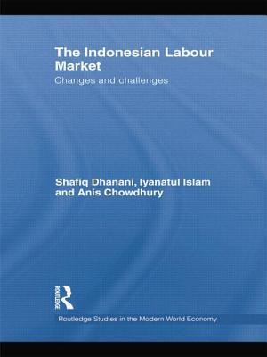 The Indonesian Labour Market: Changes and Challenges