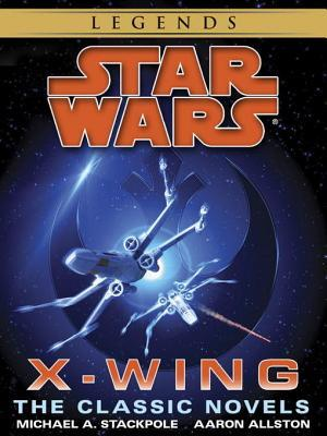 The X-Wing Series: Star Wars 9-Book Bundle: Rogue Squardon, Wedge's Gamble, The Krytos Trap, The Bacta War, Wraith Squadron, Iron Fist, Solo Command, Isard's Revenge, Starfighters of Adumar