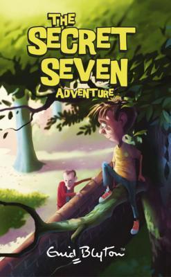 The Secret Seven Adventure by Enid Blyton